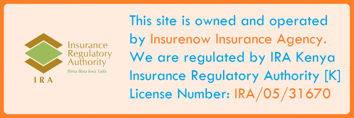 Regulated by IRA Kenya