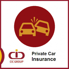 [Private Car] Comprehensive Insurance, Sum Insured KES  1,950,000, CIC Insurance