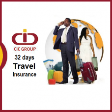Sum Insured USD  45,000, [Age 0 to 25 Yrs] CIC Travel Insurance, 22 - 32 Days Trip, Student Worldwide Plan